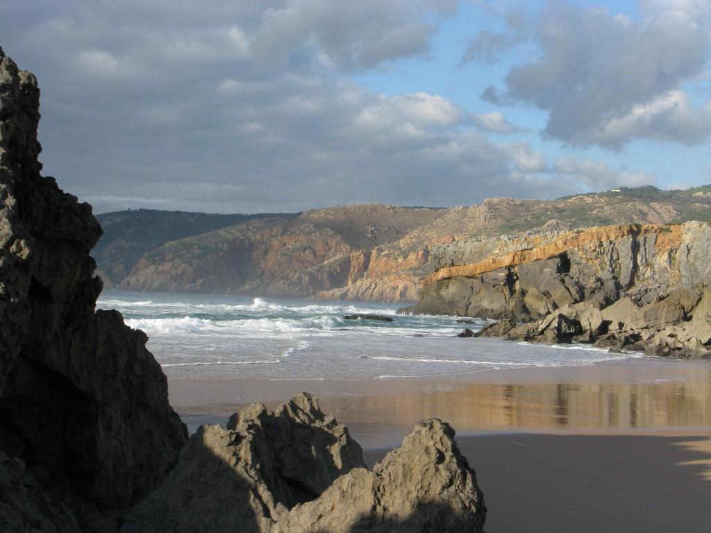 Stranden som försvann
