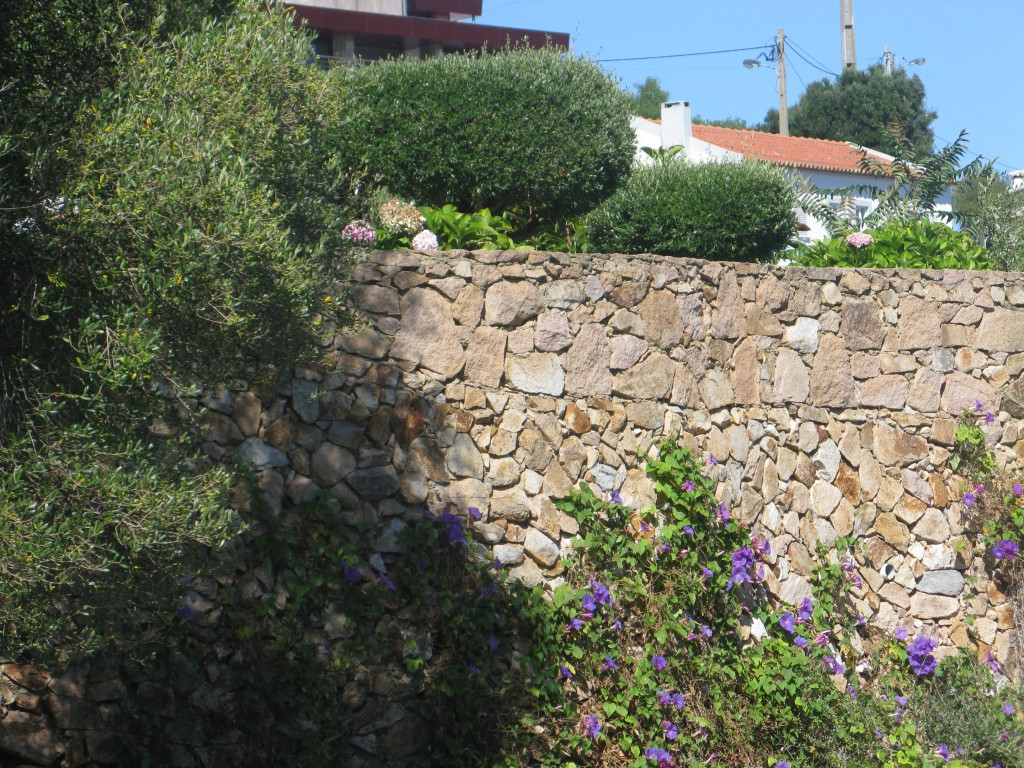 Ett tag trodde vi att grannens trädgårdsmästare var vår granne, för han var där jämt och själva grannen har vi knappt sett.