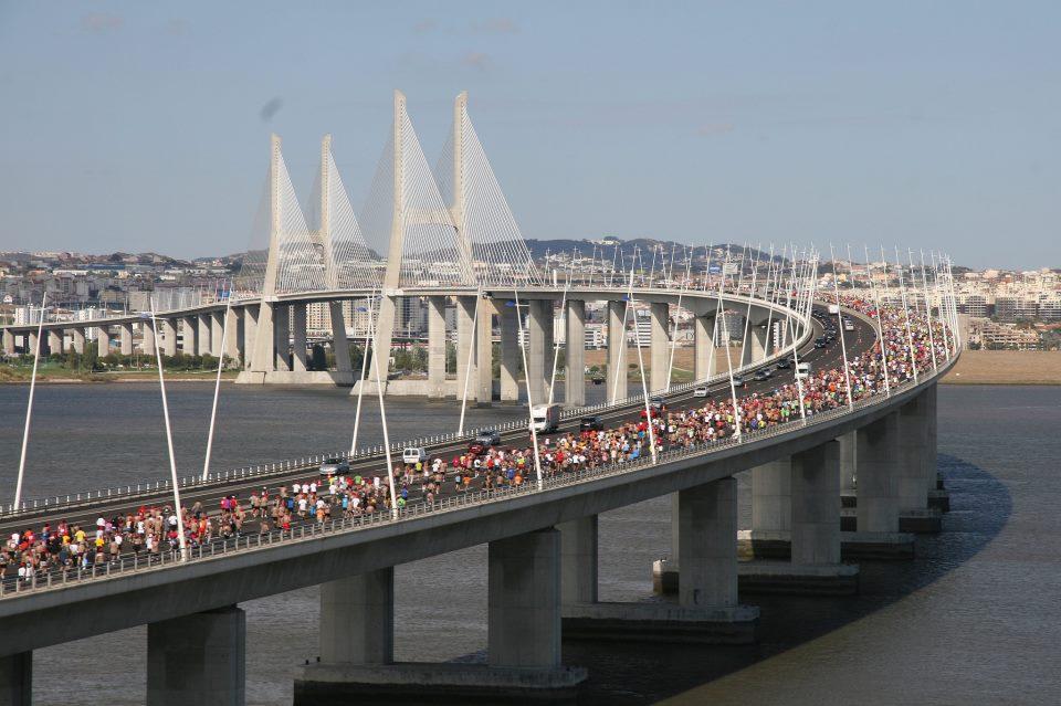 Vasco da Gama-bron blir det nu på söndag!
