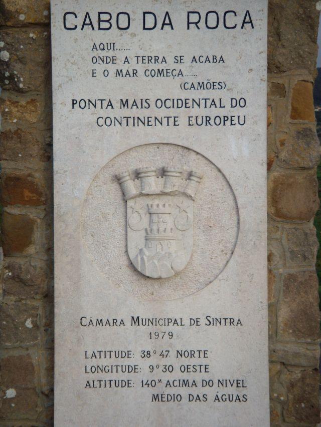Cabo_da_Roca_Plaque