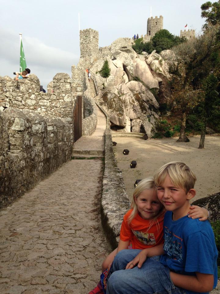 Morernas fästning har en spännande historia som jag får dra någon gång!