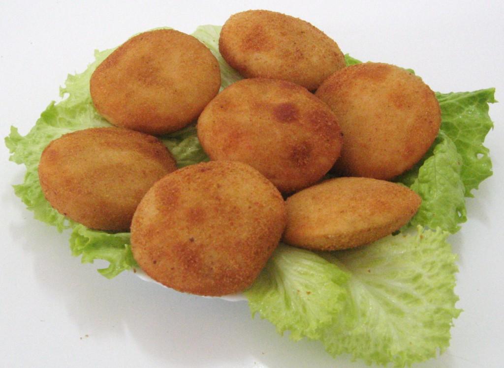 Rissois, fyllda med skinka/ kyckling/ost/räkor/ torsk..