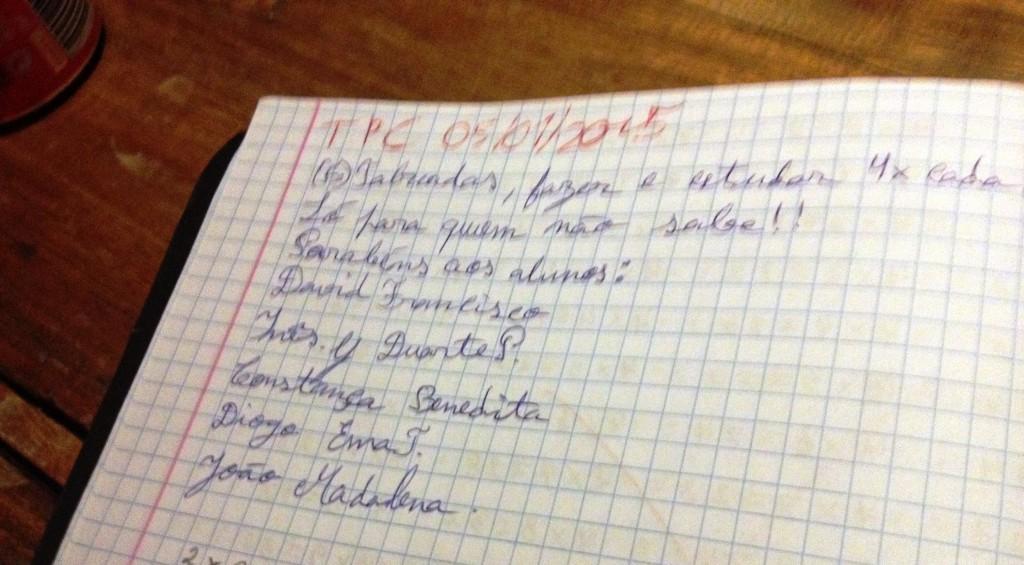 Grattis till vid namn nämnda elever som klarade multiplikationsförhöret felfritt efter lovet! (Fem elever)