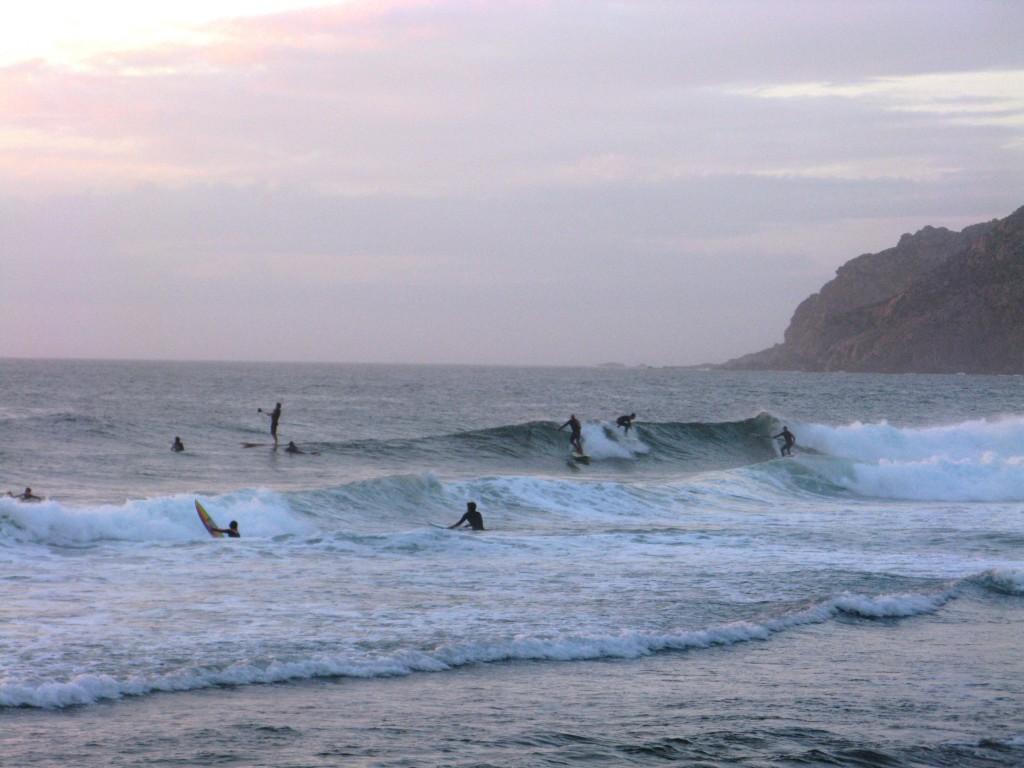 Boas ondas!