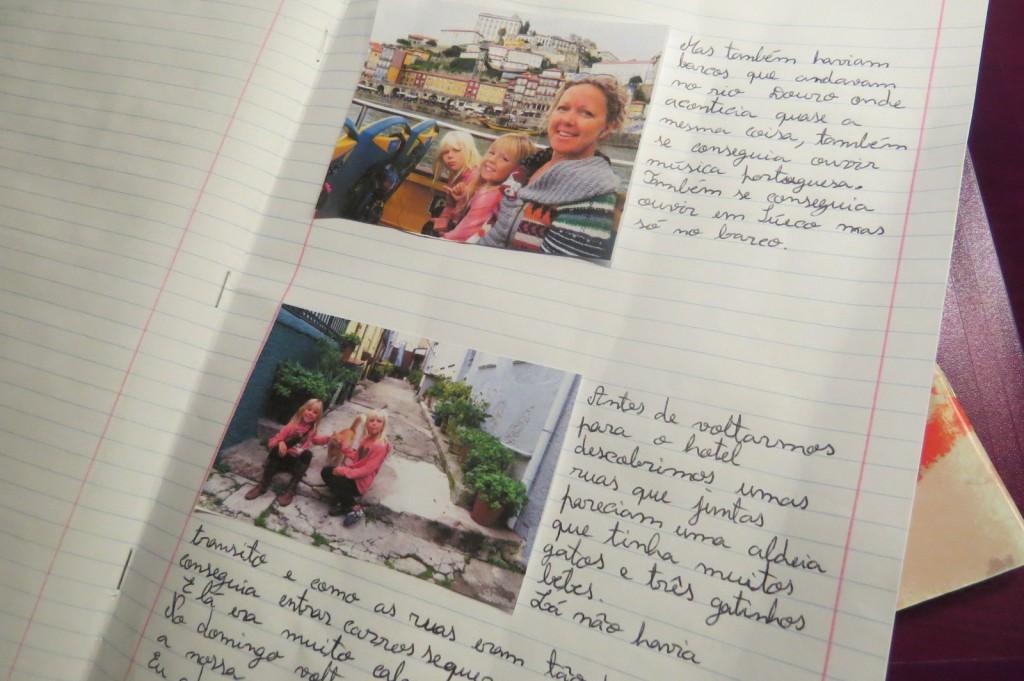 Fridas bok om Porto