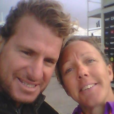 Me and Occy! Världsmästare i surfing 1995!