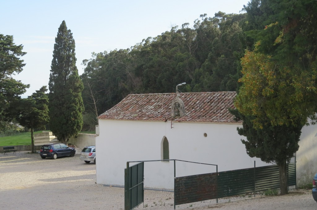 Den ursprungliga gemensamma kyrkan/ kapellet