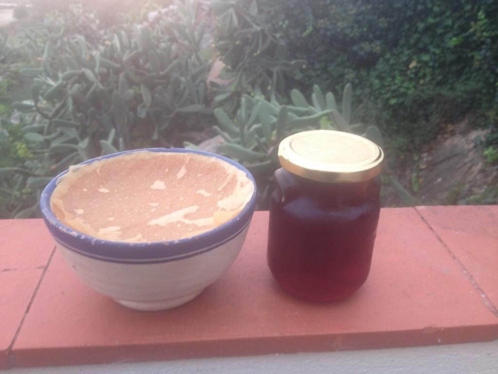 Gelé och marmelada!