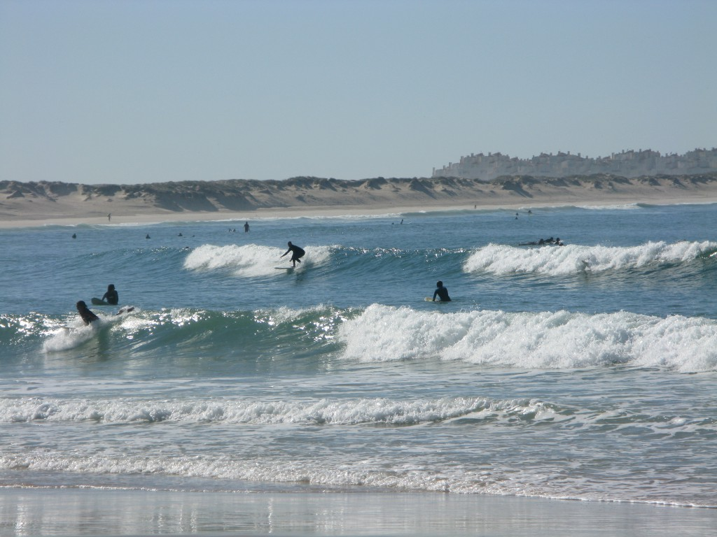 Bra surf!