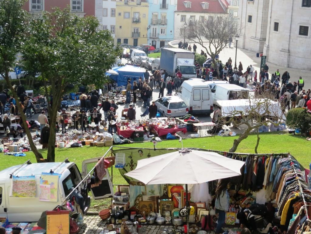 Tjuvarnas marknad