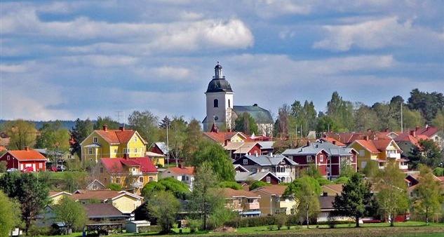 Hemma en gång i tiden i landet länge sedan. (Bild lånad från svenska kyrkan.se)