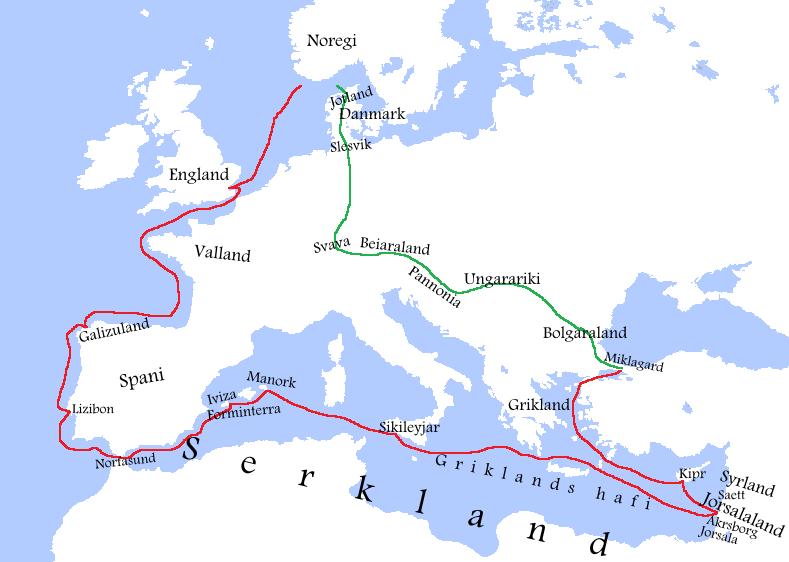 SigurdNorwegianCrusade1107-1111OldNorse
