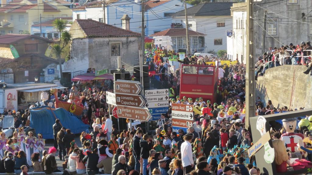 Karnavalen i februari