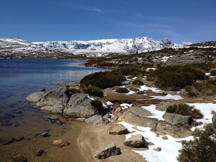 Kanske vandrig i Portugals motsvarighet till fjällen? (lånad bild eftersom vi inte kommit iväg dit)