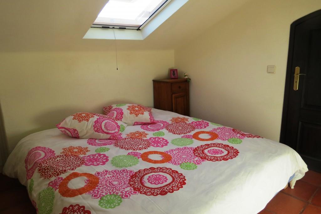 Till och med vindsrummen blev möblerade!