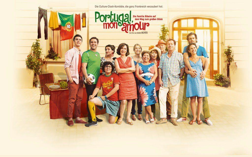 Portugal mon amour är titeln på franska..