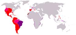 Det spanska imperiet